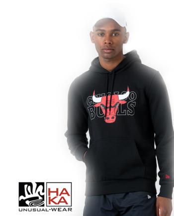 New Era Graphic Overlap Chicago Bulls haka shop