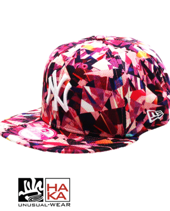 New Era Pink Prism New York Yankees haka shop