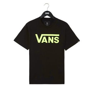 Vans Classic Black Sharp Green haka shop