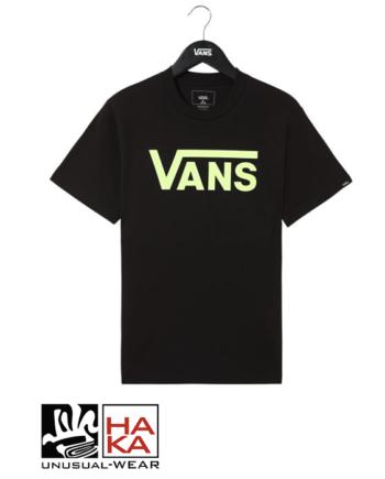 Vans Classic Black-Sharp Green haka shop