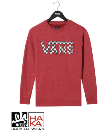Vans Classic Crew Biking Red haka shop