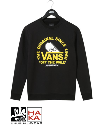 Vans Cope With It Black haka shop