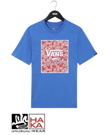 Vans Print Bx Royal Blue OTW Racing Red haka shop