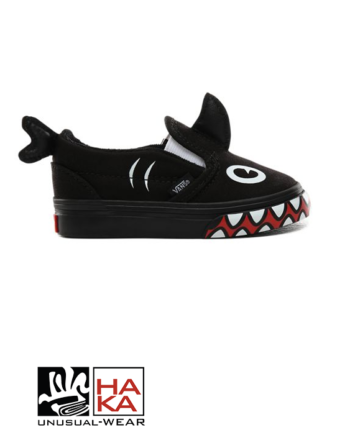 Vans Vans X Shark V Week Slip on Phin Black haka shop