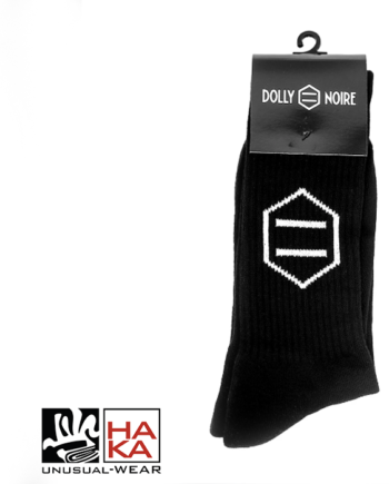 Dolly Noire Logo Black 19 haka shop