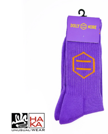 Dolly Noire Logo Purple haka shop