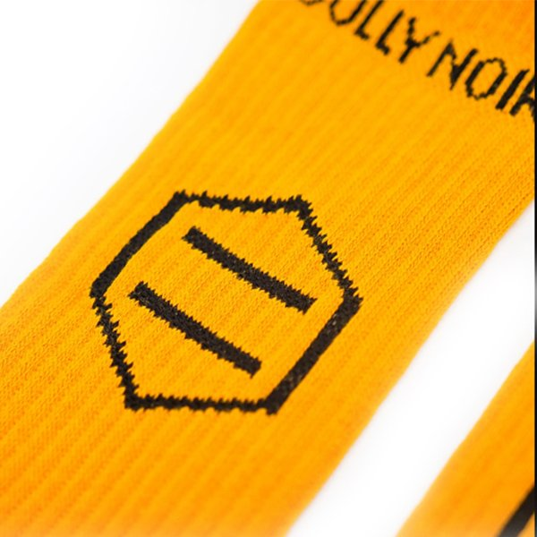 Dolly Noire Logo Yellow haka shop