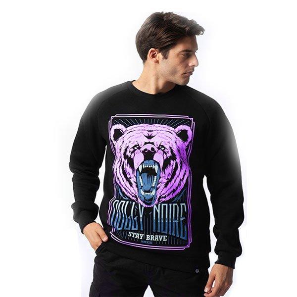 Dolly Noire Purple Bear Black haka shop