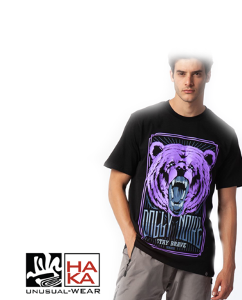 Dolly Noire Purple Bear Purple haka shop