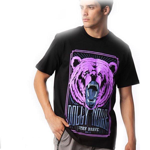 Dolly Noire Purple Bear Purple haka shop