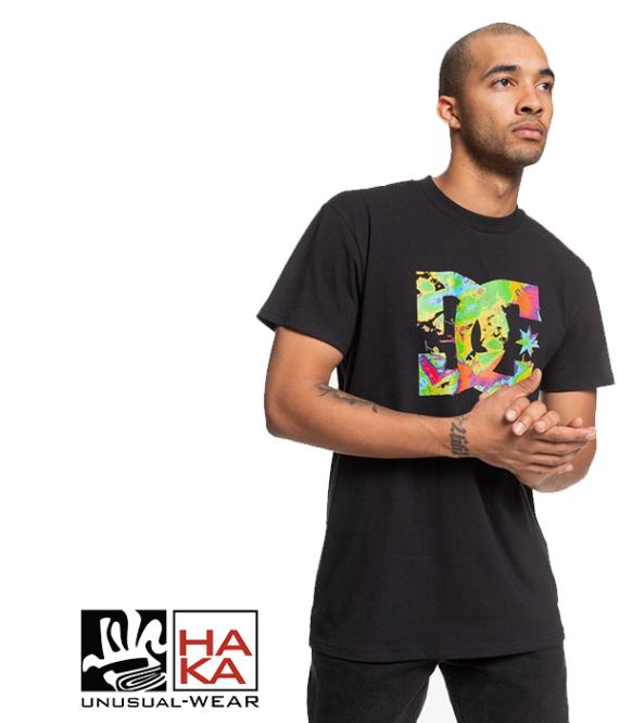 Dc Shoes Rave On Black haka shop