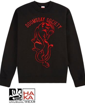 Doomsday Society Scars Black haka shop