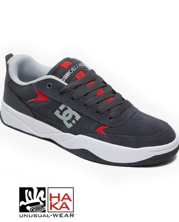 Dc Shoes Penza Grey Grey Red haka shop