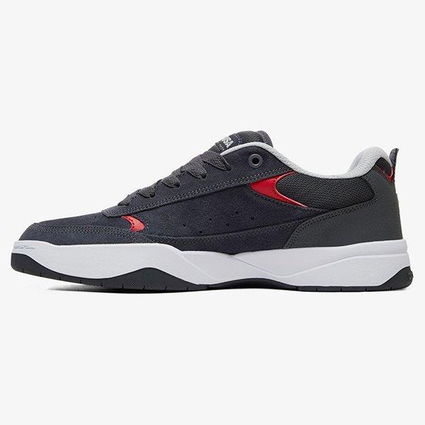 Dc Shoes Penza Grey Grey Red haka shop