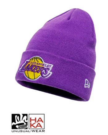 New Era Team Cuff Los Angeles Lakers haka shop