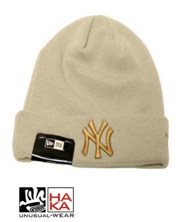 New Era league essential new york yankees beige haka shop