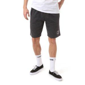 Vans Og Checker Fleece Black Heather shorts haka shop