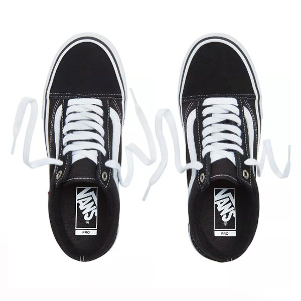 vans Old Skool Pro Black White haka shop