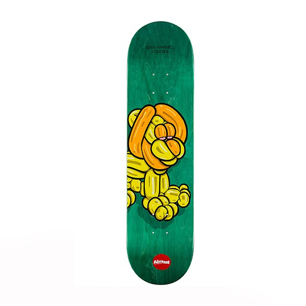 Almost Balloon Animals Lewis Marnell R7 Green 8.0 haka shop