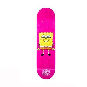 Santa Cruz Collabo SpongeBob SquarePants 8.0in x 31.6in haka shop