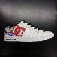 Dc Shoes Net Se White Multi haka shop