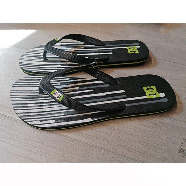 Dc Shoes Spray Black Lime haka shop
