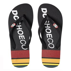 Dc Shoes Spray Graffik Black Red Yellow haka shop