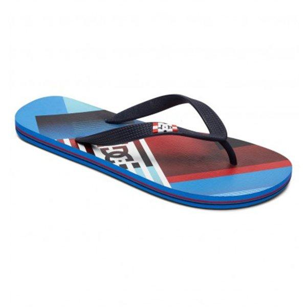 Dc Shoes Spray Graffik Blue Red haka shop