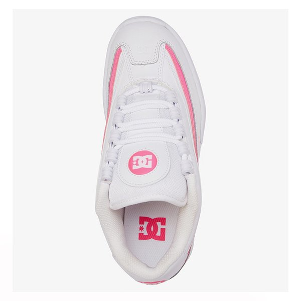 Dc Shoes Legacy Lite White Hot Pink haka shop