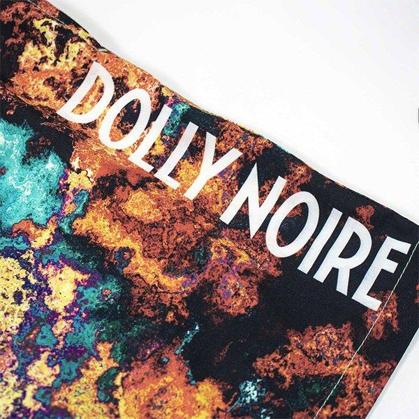 Dolly Noire Waterworld Swimshorts Chemical haka shop