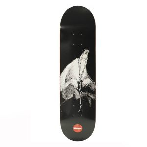 Almost Dr Seuss Art Rodney Mullen Black R7 8.0 haka shop