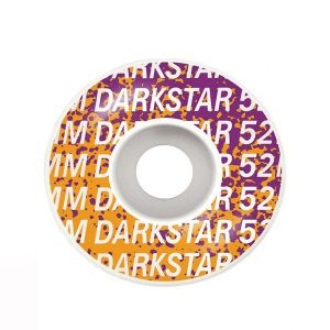 Darkstar Wordmark Silver 52 mm haka shop
