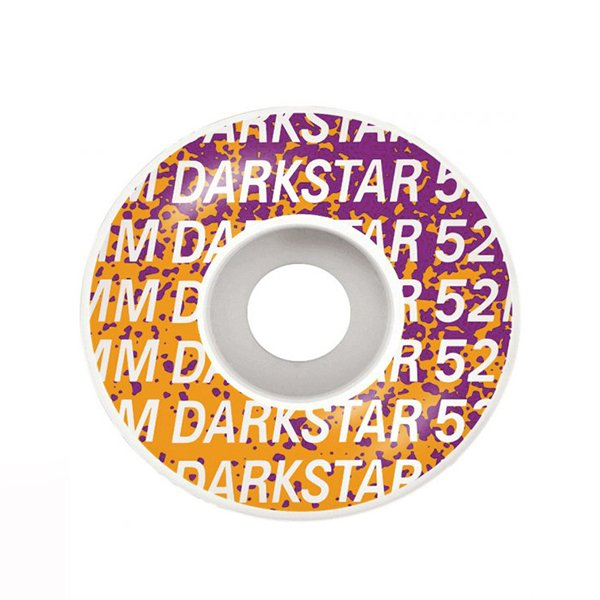 Darkstar Wordmark Silver 52 mm haka shop