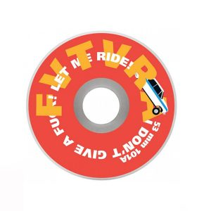 Ruote Fvtvra Low Rider White 53mm haka shop