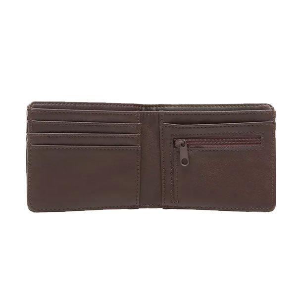 Vans Bi-Fold Drop V Brown haka shop