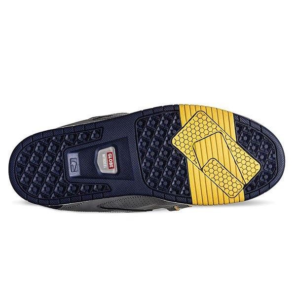 Globe Sabre Grey Navy Yellow haka shop