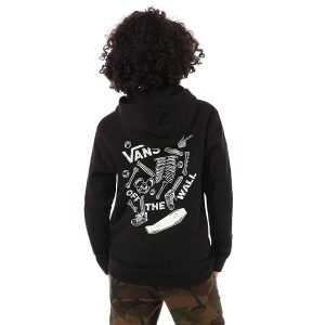 Vans Glow In The Dark Break Bones Black haka shop