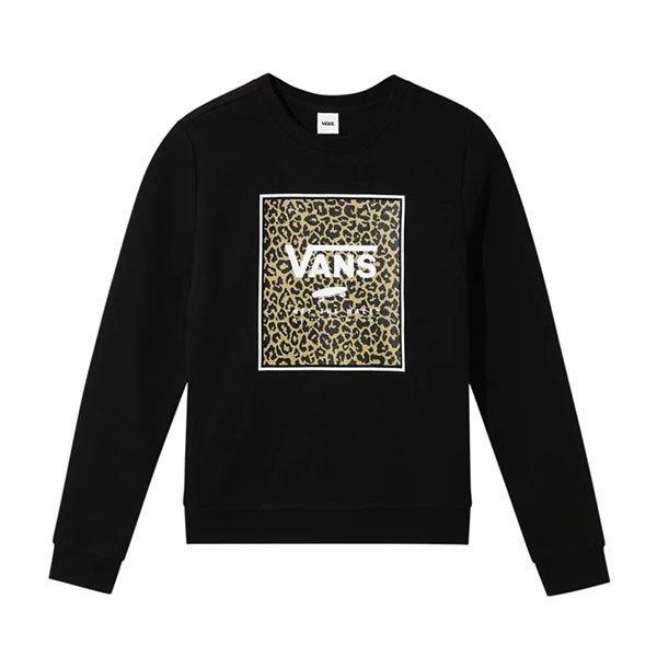 Vans Leopard Box Black haka shop