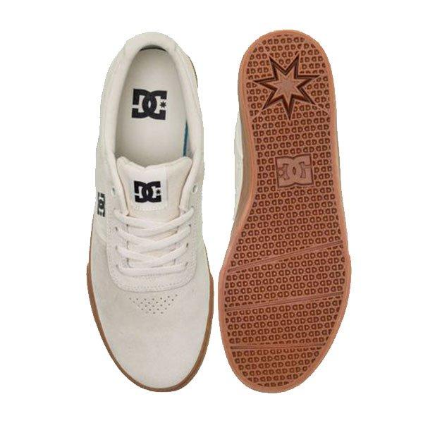 Dc Shoes Switch White White Gum haka shop