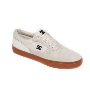 Dc Shoes Switch White White Gum haka shop