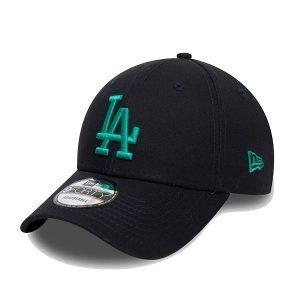 New-Era-Colour-Essential-Los-Angeles-Dodgers-blue-haka-shop