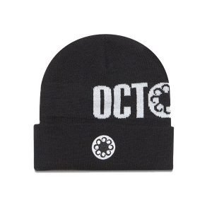 Octopus Logo Fold Black haka shop