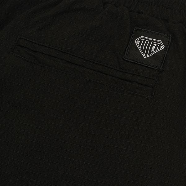 Iuter Cargo Jogger Pant Black haka shop