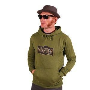 Murder Black Flag Military Green haka shop