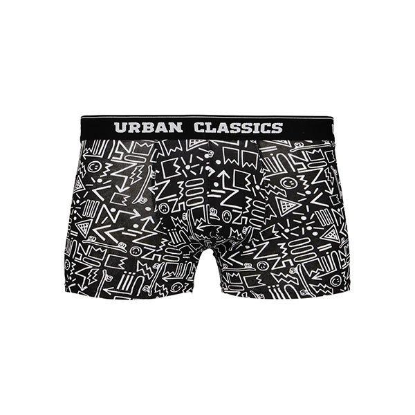 Urban Classic Digital Camo Black Camo haka shop