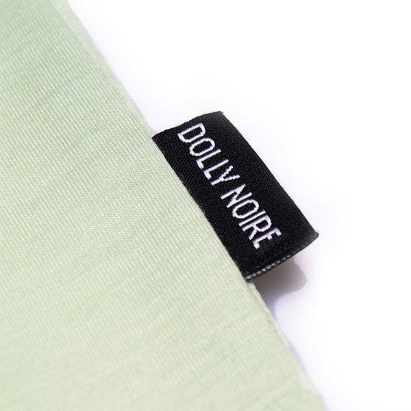Dolly Noire Gradient Logo Green haka shop