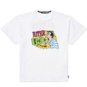 Iuter Atomic Tee White haka shop
