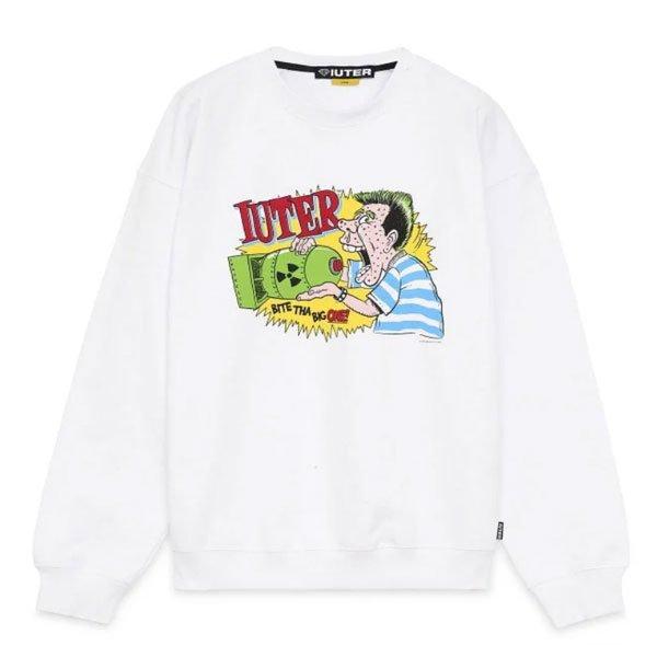 Iuter Atomic White haka shop