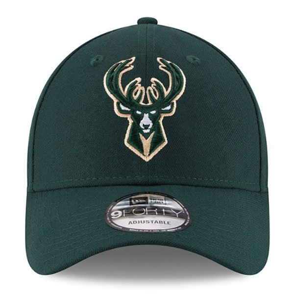 New Era The League Milwaukee Bucks