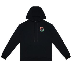 Dolly Noire Akuma Hoodie Black haka shop